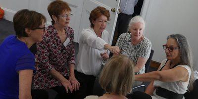 Training trauma therapists in the art of TRTP